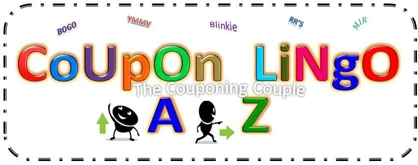 Coupon Abbreviations