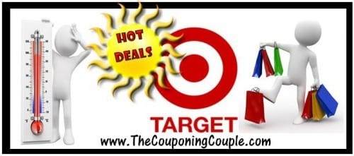 Target Hot Deals for 7-23