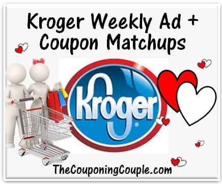 Kroger Coupon Matchups 8/21/19 to 8/27
