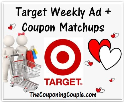Target Coupon Matchups for 4-21-19 to 4-27-19