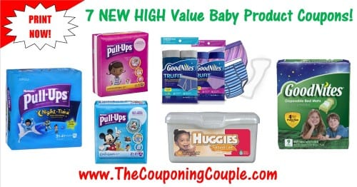 photograph about Pull Ups Printable Coupons known as 7 Refreshing Child Goods Printable Discount codes ~ Pull-Ups, GoodNites
