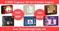 Fragrance Gift Sets Printable Coupons