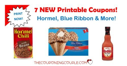 graphic about Chili Printable Coupons known as 7 Fresh Printable Coupon codes ~ Hormel, Blue Ribbon Far more!