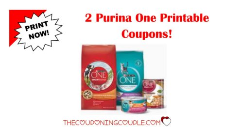 photo relating to Purina One Printable Coupon identify 2 Purina Just one Printable Discount codes ~ Possibly Discount codes are B1G1!
