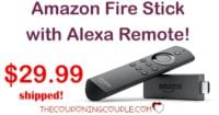 Amazon Fire Stick- Only $29.99! Best Price at Amazon!