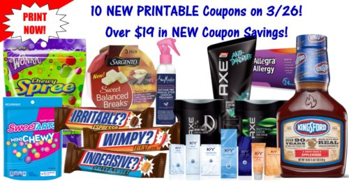 picture regarding Shea Moisture Printable Coupons called 10 Refreshing Printable Coupon codes ~ Snickers, SweeTARTS, AXE Extra!