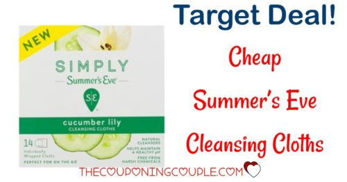 picture about Summers Eve Printable Coupons identify Low-cost Package deal upon Summers Eve Cleaning Cloths @ Emphasis and