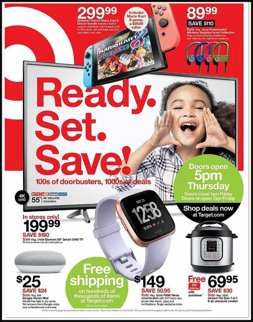 What to expect from Target
