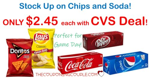 Chips and Soda Deal