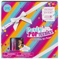 Party Popteenies - Rainbow Unicorn Party Surprise Box Playset - Only $5.86