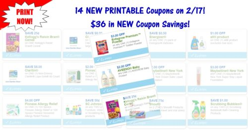 photo relating to Flonase Coupons Printable titled 14 Fresh new Printable Coupon codes ~ $36 within just Fresh new Discount coupons Financial savings!