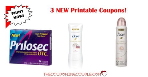 picture regarding Printable Dove Coupons called 3 Contemporary Printable Discount coupons ~ $5.25 inside of Personal savings! PRINT At present!