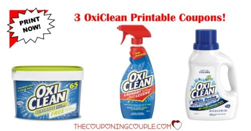 photograph regarding Oxiclean Printable Coupon known as 3 Fresh OxiClean Printable Coupon codes ~ $2.50 inside Price savings! PRINT Presently!