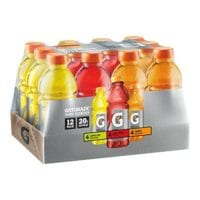 Gatorade Original Variety Pack, 20 Oz (Pack of 12) ONLY $8.04!