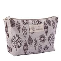 Large Capacity Print Cosmetic Bag - ONLY $2.10 with FREE Shipping!
