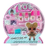 L.O.L. Surprise! Confetti Nail Art - ONLY $10.39!