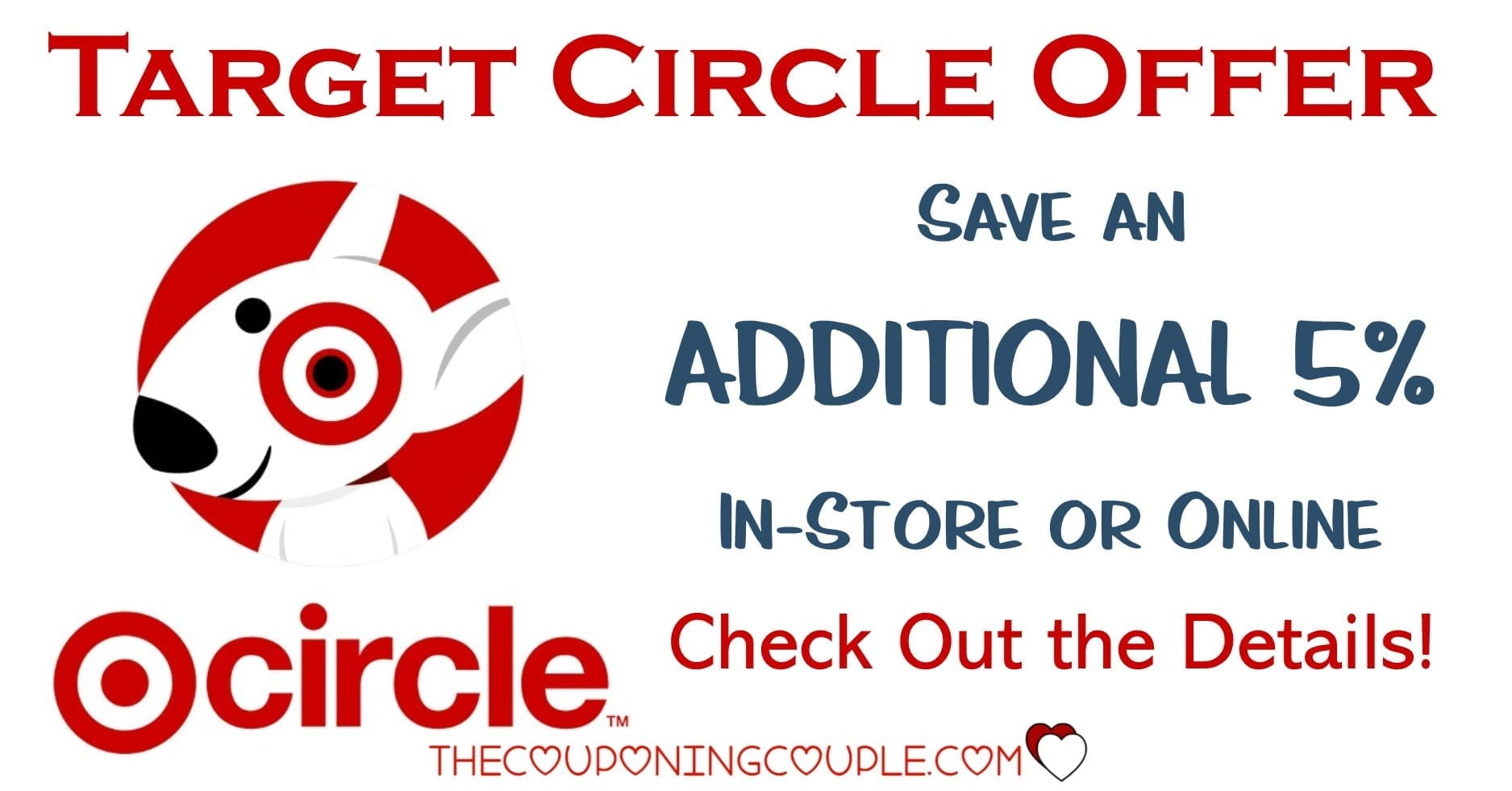 Target Circle Offer
