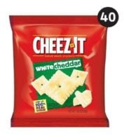 Cheez It White Cheddar Crackers $10.23 for 40 Single Bags!